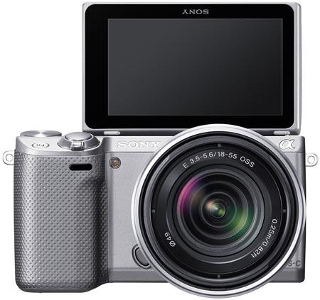 Камера Sony NEX-5R с поддержкой Wi-Fi представлена официально