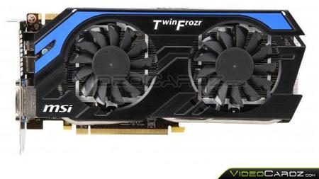 MSI GeForce GTX 660 Ti Power Edition