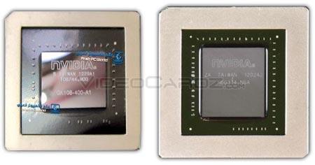 Фото дня: графический процессор NVIDIA GeForce GTX 660 (GK106)