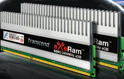 Transcend aXeRam TX2400KLN-8GK