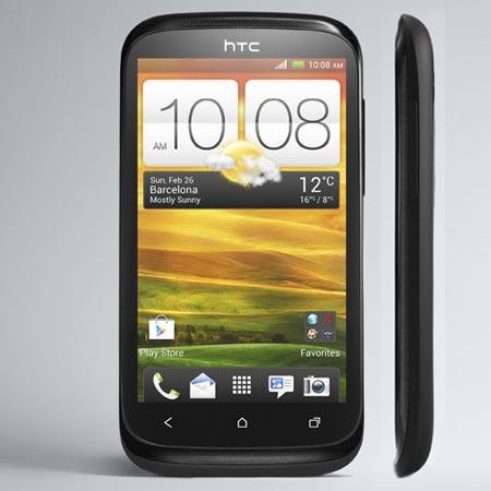 Смартфон HTC Desire X представлен официально
