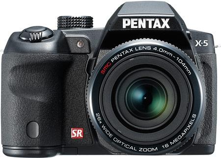 ������ PENTAX X-5
