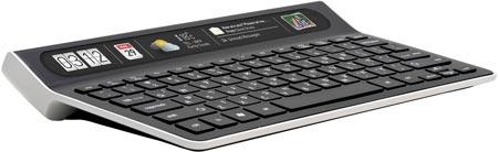 KeyView smartype — клавиатура со встроенным экраном