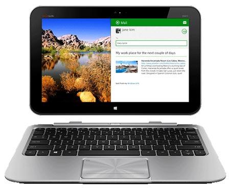HP представила мобильные ПК с сенсорными экранами HP ENVY x2, HP SpectreXT TouchSmart Ultrabook и HP ENVY TouchSmart Ultrabook 4