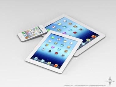 Новый смартфон Apple iPhone выйдет в сентябре, а планшет iPad Mini — в октябре