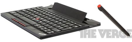 Lenovo ThinkPad Tablet 2: аксессуары