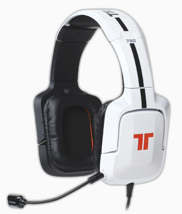 Mad Catz анонсирует выпуск гарнитуры TRITTON 720+ 7.1 Surround Headset