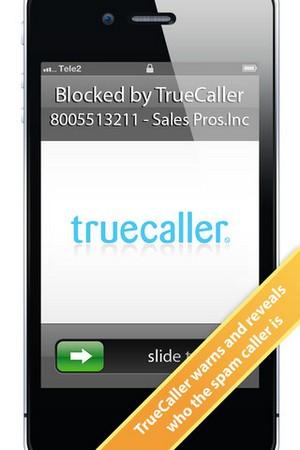 TrueCaller для iPhone