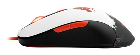 Игровая мышь SteelSeries Guild Wars 2 Gaming Mouse