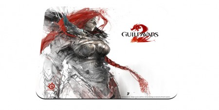 Коврик SteelSeries Guild Wars 2 QcK Mousepad Eir Edition