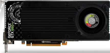 POV / TGT GeForce GTX 660TI 2 GB TGT Performance Boost