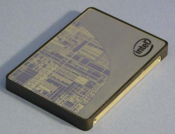 Новый дизайн Intel SSD 335