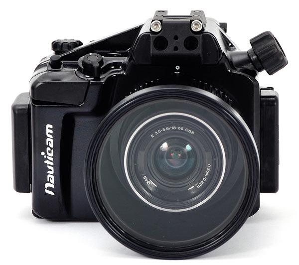 Подводный бокс Nauticam NA-NEX5R предназначен для камеры Sony NEX-5R