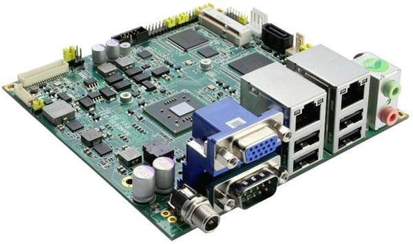 ��������� ����� Axiomtek NANO830 � NANO831 ����������� nano-ITX ��������� �� ��������� Intel Cedar Trial