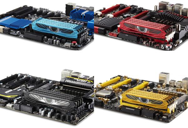 В серию Armor вошли модули объемом 4 и 8 ГБ и наборы объемом 8 и 16 ГБ