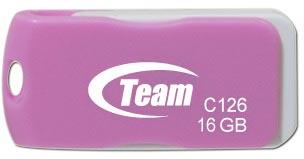 Накопители Team C126 оснащены интерфейсом USB 2.0