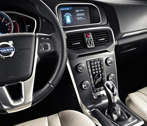 Концепция «облачного автомобиля» будет реализована в новых моделях Volvo