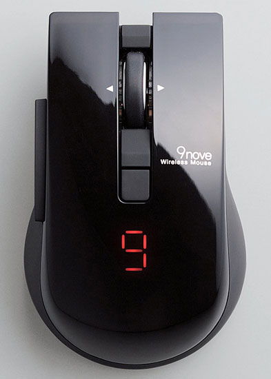 Elecom M-NV1BRBK
