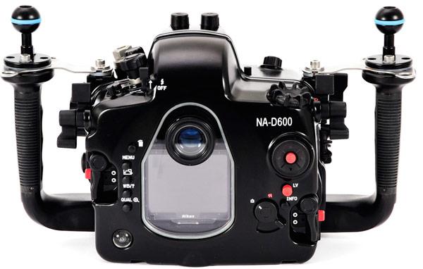 Nauticam выпускает подводный бокс для Nikon D600