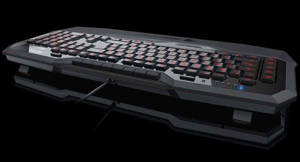Начались продажи клавиатуры Roccat Isku FX с поддержкой функции Talk FX