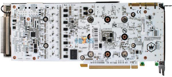 Фото дня: 3D-карта KFA2 GeForce GTX 680 LTD OC V4 в зимнем камуфляже