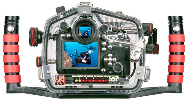 Ikelite выпускает бокс для подводной съемки для камеры Canon EOS 6D