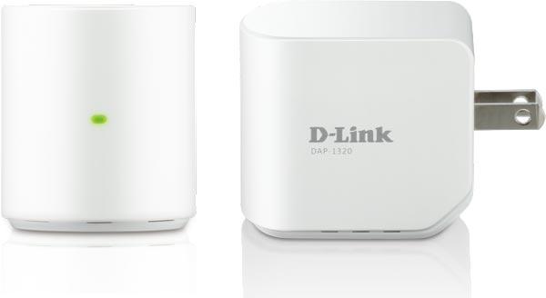Для начала работы D-Link DAP-1320 достаточно нажать одну кнопку