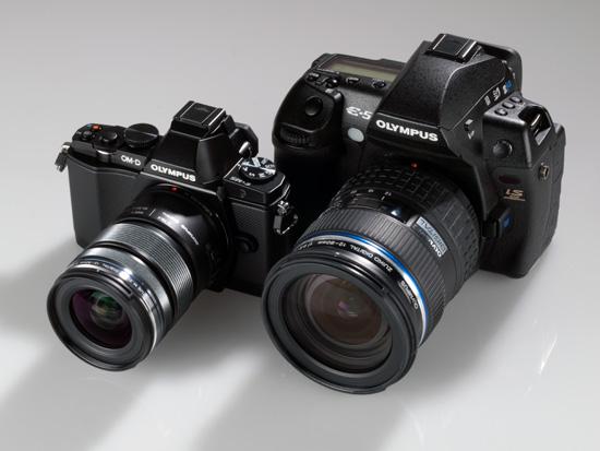 Olympus обещает выпустить преемника камеры E-5, который будет рассчитан на объективы систем Micro Four Thirds и Four Thirds