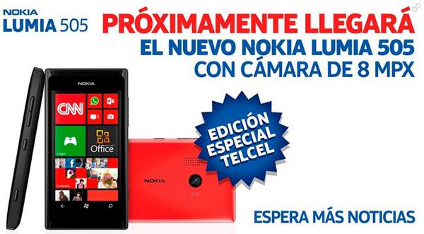 Guerrero Móvil показала, как будет выглядеть Nokia Lumia 505