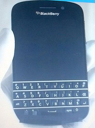 ���� ���: �������� RIM BlackBerry N � ���������� �����������
