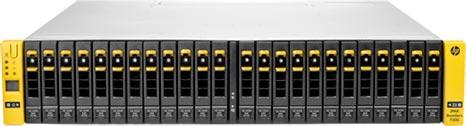 Представлены новые платформы систем хранения данных HP