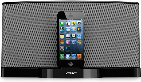 Стыковочная станция Bose SoundDock III стоит $250