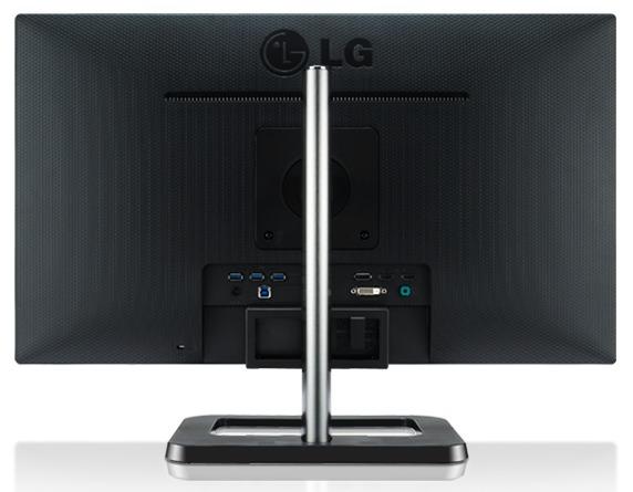 Монитор LG 27EA83, в котором используется 27-дюймовая панель IPS разрешением 2560 x 1440 пикселей, замечен в продаже