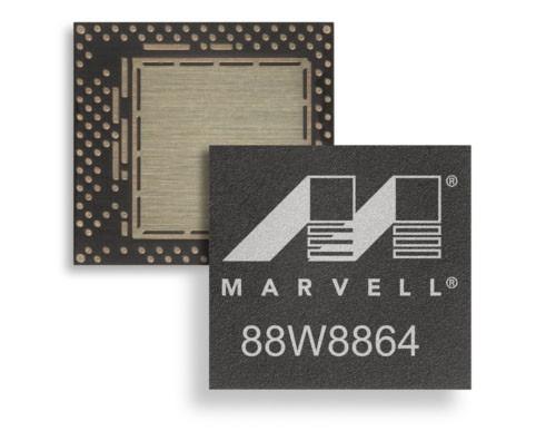 Появление первых продуктов, в которых будет использоваться Avastar 88W8864, ожидается в будущем году