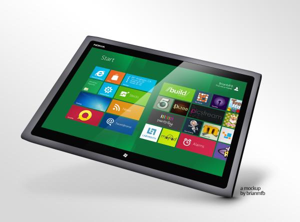 Nokia ведет переговоры и выпуске планшета с Qualcomm и Compal