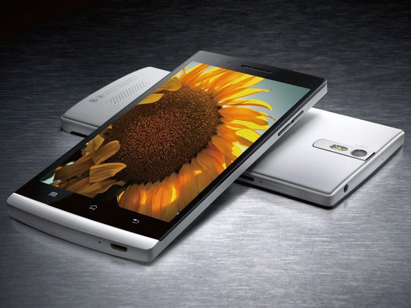 Смартфон Oppo Find 5 с пятидюймовым экраном Full HD представлен официально