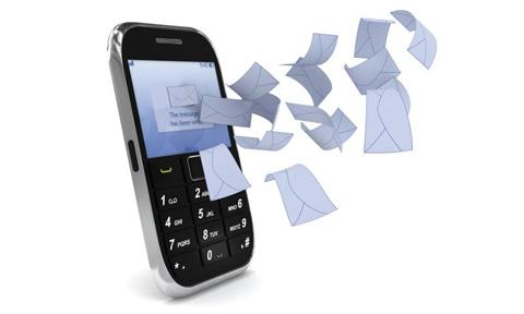 Первое в мире SMS-сообщение состояло из двух слов