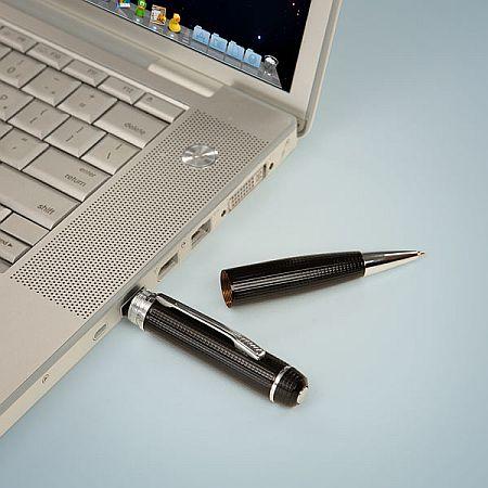 Передача данных с ручки на ПК