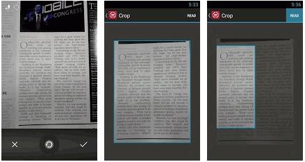 ABBYY TextGrabber + Translator для Android
