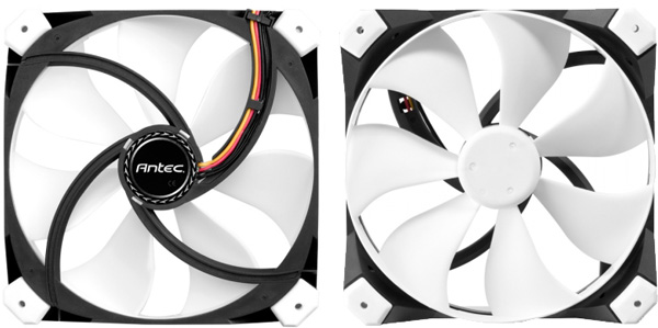 Ассортимент Antec пополнился корпусными вентиляторами TrueQuiet 120 LED и TrueQuiet Pro 120 White