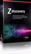 Zecurion Zdiscovery Logo