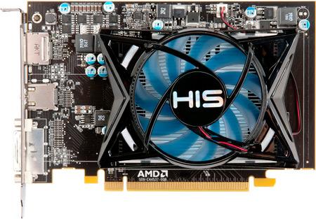 HIS оснащает 3D-карту Radeon HD 7750 тихим охладителем iCooler