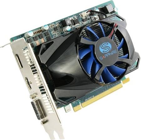 Sapphire Radeon 7750