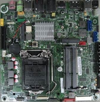 Системные платы Intel DQ77MK, DQ77KB и DB75EN предназначены для офисных ПК