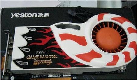 3D-карта Yeston R6870 Game Master