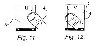 Шведская компания Neonode запатентовала «разблокировку движением пальца» за три года до Apple