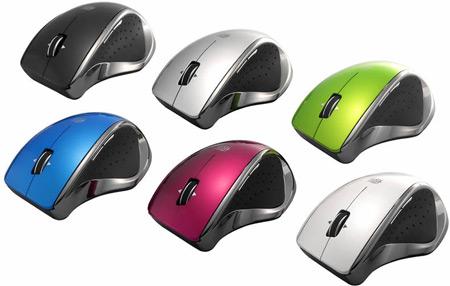 Buffalo обновляет ассортимент беспроводных мышей и клавиатур моделями, совместимыми с приемником Simpring