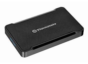 В серию Thermaltake Max вошли сетчатый корпус для внешних накопителей и встраиваемый док с разъемами USB 3.0