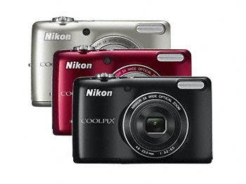 Nikon относит камеры COOLPIX L25 и COOLPIX L26 к начальному уровню