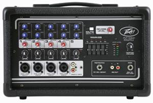 Микшер Peavey PV 5300 совмещен с усилителем пиковой мощностью 200 Вт